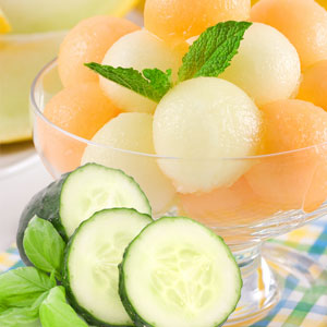 Cucumber Cantaloupe Fragrance Oil