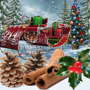 Sleigh Ride Fragrance Oil