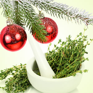 Christmas Thyme Fragrance Oil