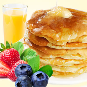Buttermilk Pancakes Fragrance Oil