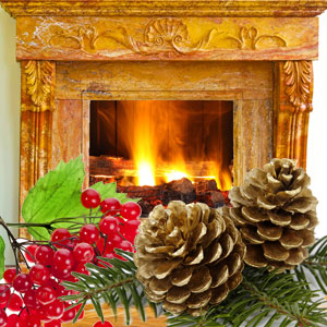 Fireplace Fragrance Oil | Natures Garden Scents