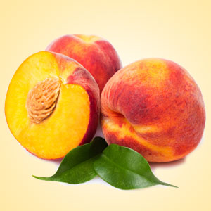 Fresh Peach Fragrance Oil