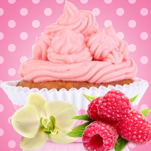 Raspberry Cream Cupcake Fragrance Oil
