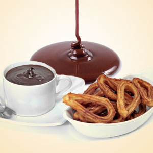 Chocolate Con Churros Fragrance Oil