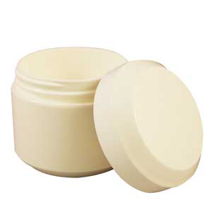White Jar Set 2 oz.