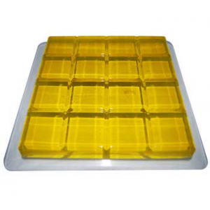 Small Square Tray- Mold Market Molds