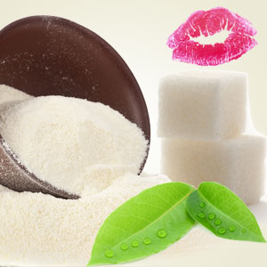 Powdered Stevia Sweetener