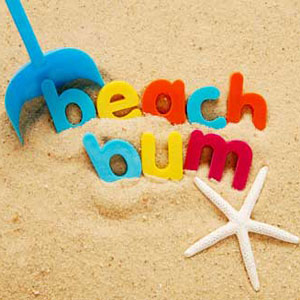 Beach Bum Fragrance Oil