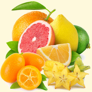 Fresh Fruit Fragrances 2010