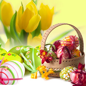 Easter Fragrances 2011