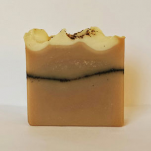 Emily's Handmade Soaps Cappuccino Coffee Soap