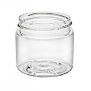 2 oz. Clear PET Jar