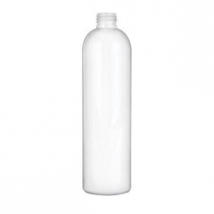 8 oz. WHITE  PET Bullet Bottles