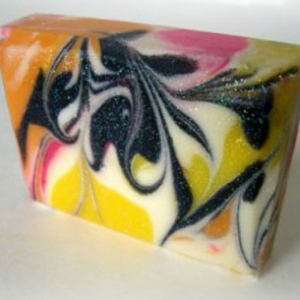 Nora's Soap Scents Honeysuckle Soap