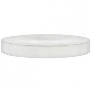 White Heat Seal Lids 70/400