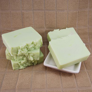 The Clay Sheep White Tea and Ginger Soap