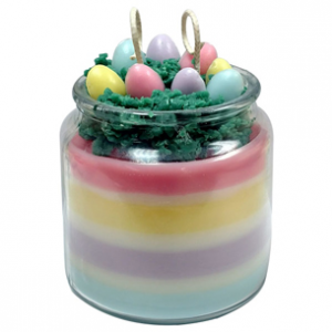 Easter Basket Candle Recipe