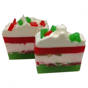 Christmas Confetti Soap Recipe
