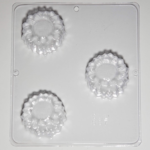 Soap Mold - Sunflowers