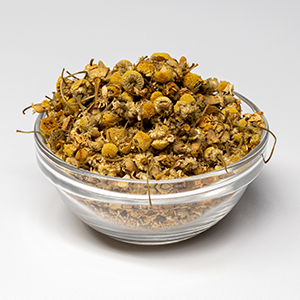 Chamomile Flowers German Whole