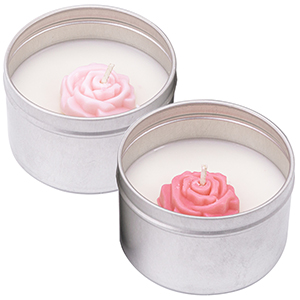 Ode de Rose Candle Recipe