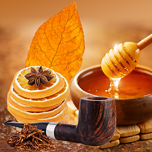 Ambered Tobacco Leaf Fragrance Oil