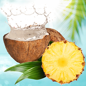 Pineapple and Coconut Water Fragrance Oil