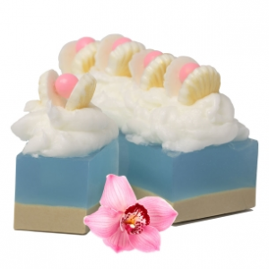 Sea Salt Orchid Soap Recipe