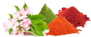 Flower & Herb Powders