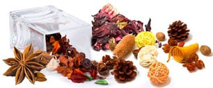 Potpourri Ingredients