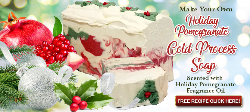 holiday soap making supplies