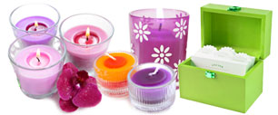Candle Recipes