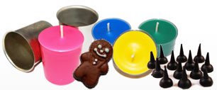 Candle Molds